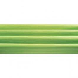 Čokotransferová fólie - Zelené proužky