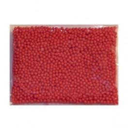 Červené perličky 25g