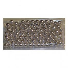 Stříbrné kuličky II 12g