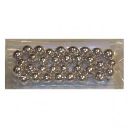Stříbrné kuličky III 12g