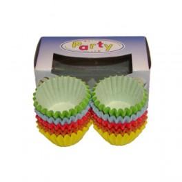 Cukrářské košíčky 200ks - barevné
