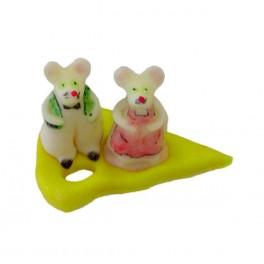 Malované myšky