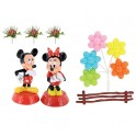 Mickey Mouse a Minnie